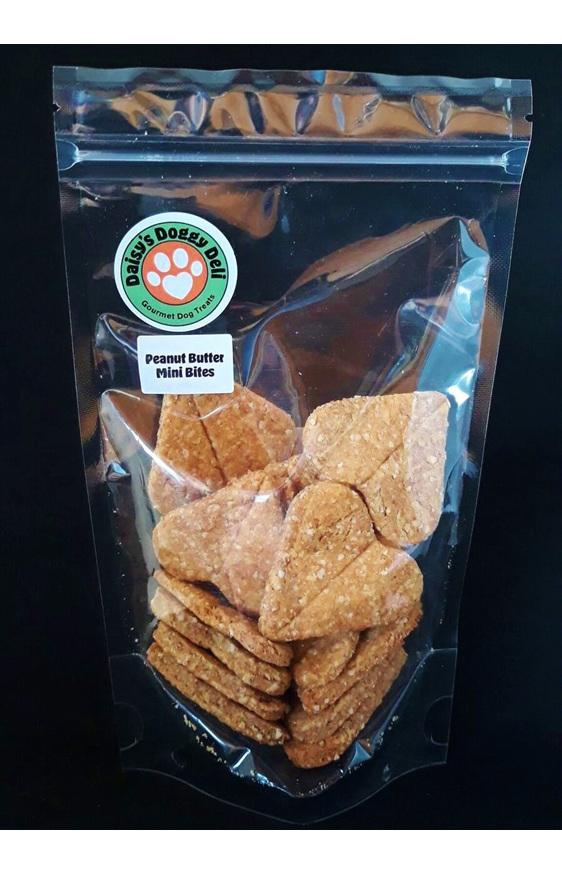 Peanut Butter Mini Bites
