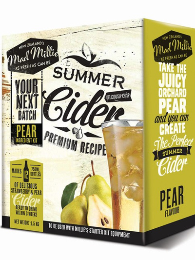 Pear Cider Next Batch Kit