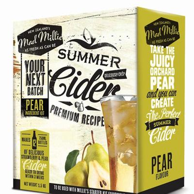 Pear Cider Next Batch Kit