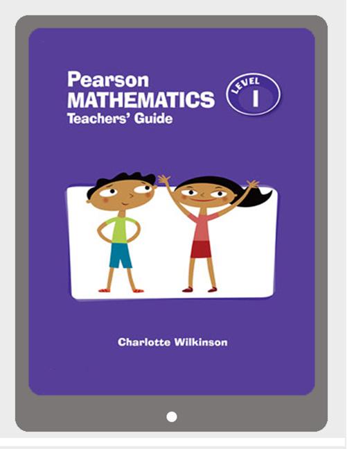 Pearson Mathematics 1 Teachers' Guide eBook - buy online from Edify