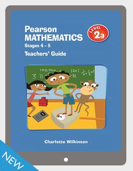 Pearson Mathematics 2a Teachers' Guide VitalSource eBook