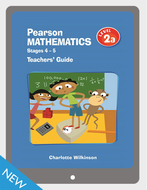 Pearson Mathematics 2a Teachers' Guide eBook - buy online from Edify