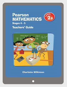 Pearson Mathematics 2a Teachers' Guide VitalSource eBook