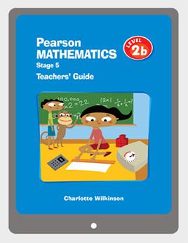 Pearson Mathematics 2b Teachers' Guide VitalSource eBook