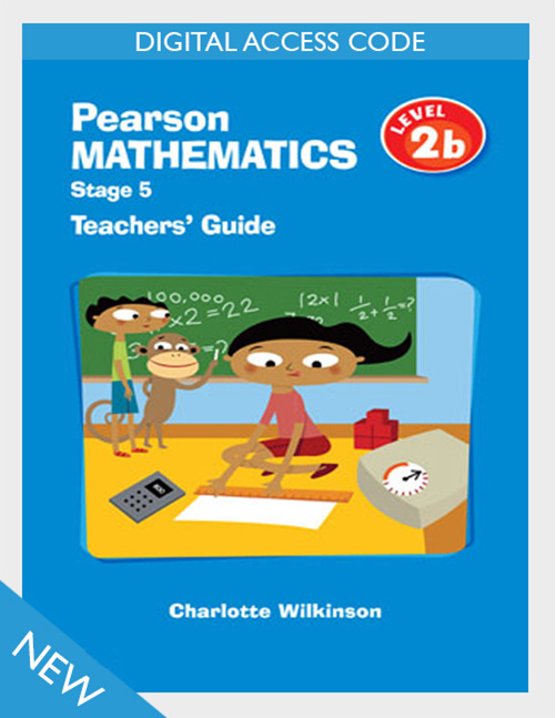 Pearson Mathematics 2b Teachers' Guide eBook - buy online from Edify