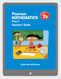 Pearson Mathematics 2b Teachers' Guide VitalSource eBook