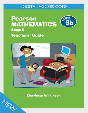 Pearson Mathematics 3b Teachers' Guide eBook - buy online from Edify
