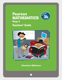 Pearson Mathematics 3b Teachers' Guide VitalSource eBook