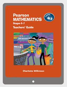 Pearson Mathematics 4a Teachers' Guide VitalSource eBook