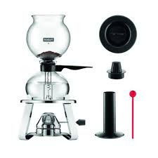 Pebo Bodum Vacum Coffee Maker w Burner