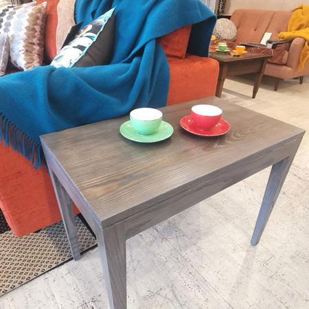 Pecan Side Table - Ash