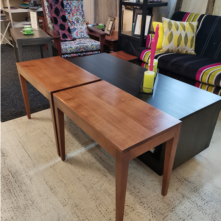 Pecan Side Table - Beech