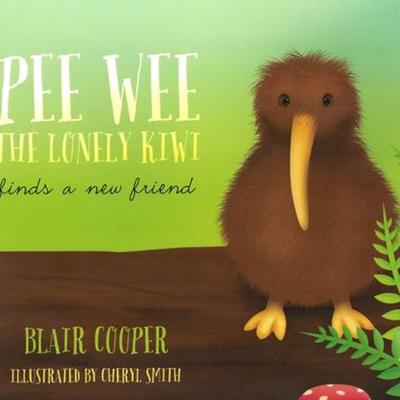 Pee Wee The Lonely Kiwi