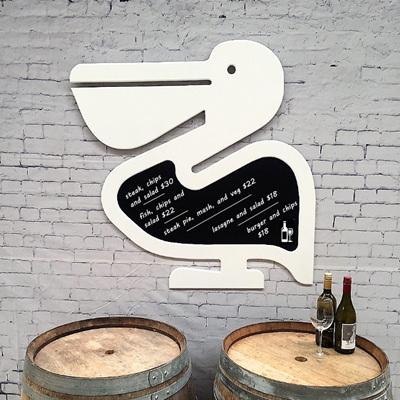 Pelican Chalkboard