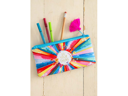 Pencil Pouch-Do Your Thing