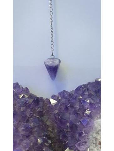 Pendulum Amethyst SM