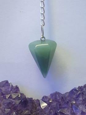 Pendulum Green Aventurine