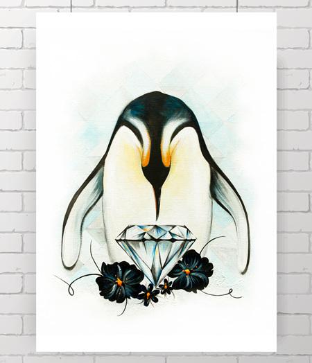 penguin original
