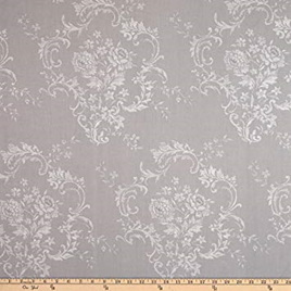 Penny Rose Majestic Damask Grey WB8148grey