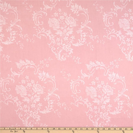 Penny Rose Majestic Damask Pink WB8148Pink