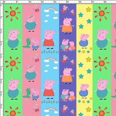 Peppa Pig Stripe Lycra