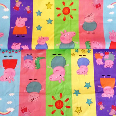 Peppa Pig Stripe Poplin 150cm