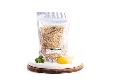 Pepper&Me - Lemon&Herb Crumb G/F