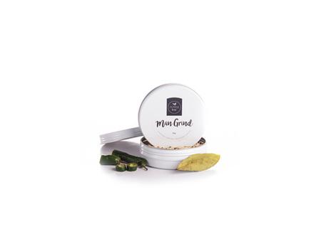 Pepper&Me - Man Grind Flake Tin 50gm