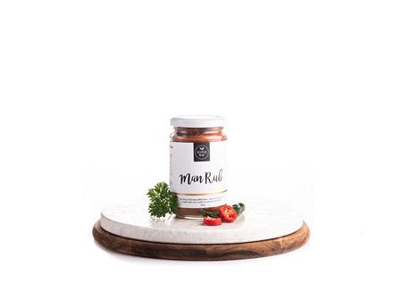 Pepper&Me - Man Rub 200gm Jar