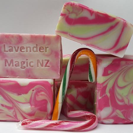 Peppermint Handmade Soap