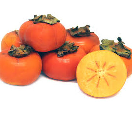 Persimmons Certified Organic Approx 500g