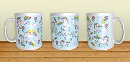 Unicorn Personalised Mug