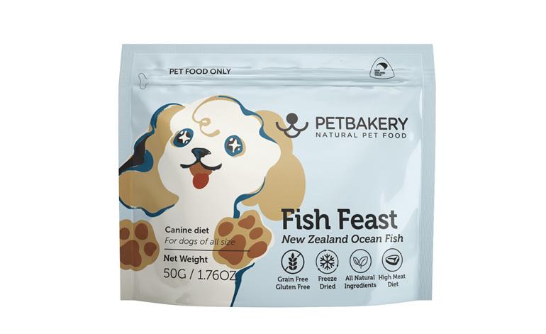 Pet Bakery Fish Feast Dog Treats