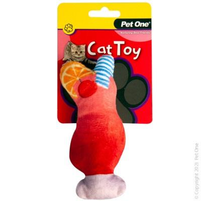 Pet One Cat Toy - Plush Meowjito
