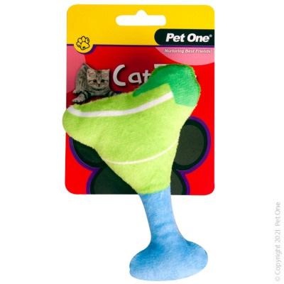 Pet One Cat Toy - Plush Meowtini