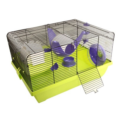 Pet One Critter Manor Mouse Cage