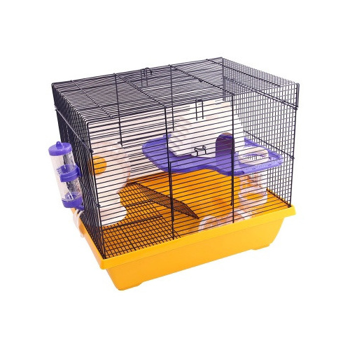 Pet One Critter Mansion Mouse Cage