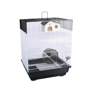 Pet One Mouse Cage 2 Level
