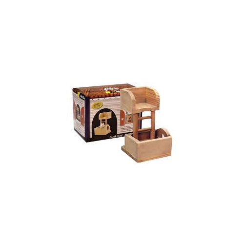 Pet One Mouse Playhouse Bunk Bed