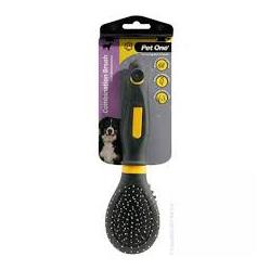 Pet One Pin & Bristle Brush