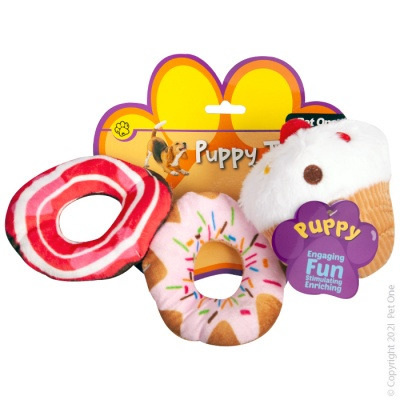 Pet One - Puppy Lolly Pack (3 piece set)