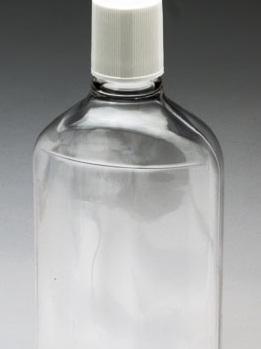 PET Spirit Flask 500ml