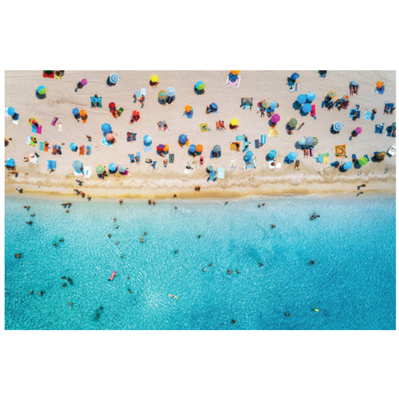 Peter Pauper  1000 Piece  Puzzle Life's a Beach buy  at www.puzzlesnz.co.nz