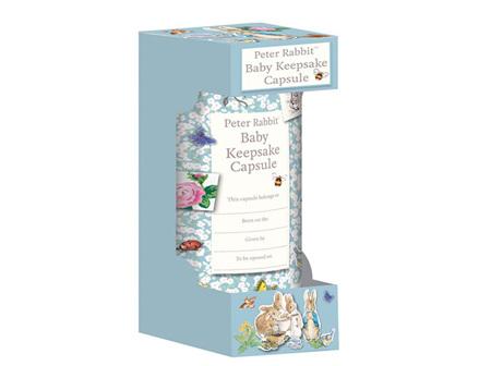Peter Rabbit Baby Time Capsule