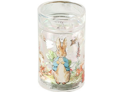 Peter Rabbit Glitter Beaker