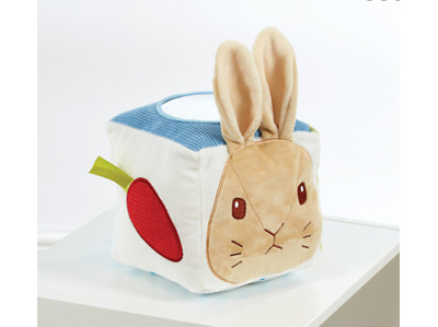 Peter Rabbit Learning Cube