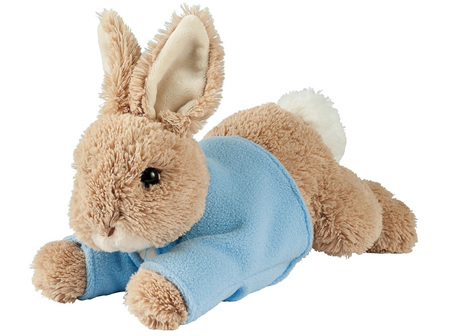 Peter Rabbit Lying Peter Plush