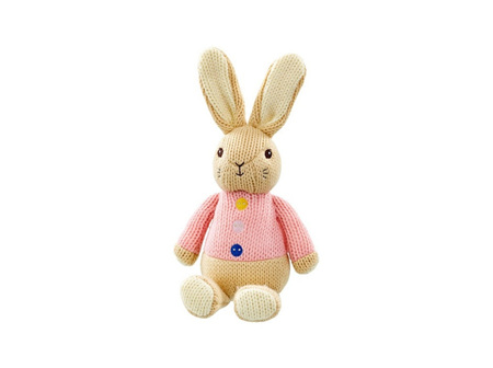 Peter Rabbit Made With Love Peter Rabbit Pink 18cm