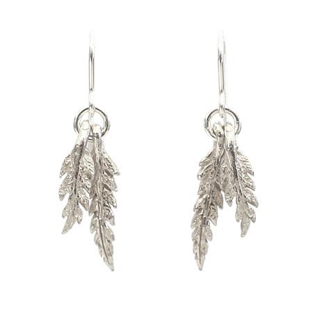 Petite Ferns Earrings