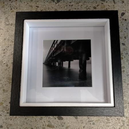 Petone - Framed Photograph - 18.2 x 18.2cm